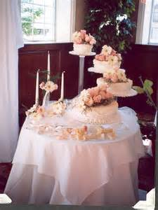 wedding reception table decorations wedding cake table decorations photo beautiful wedding cake and wedding cake table design and