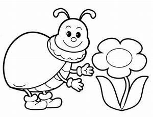 Coloring Pages Of Animals And Their Babies