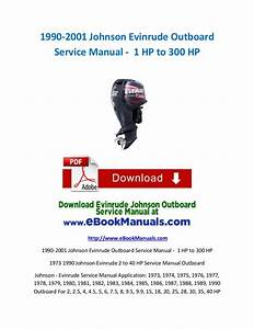 2000 Johnson 70 Hp Outboard Manual
