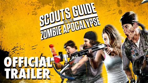 scouts guide   zombie apocalypse official trailer