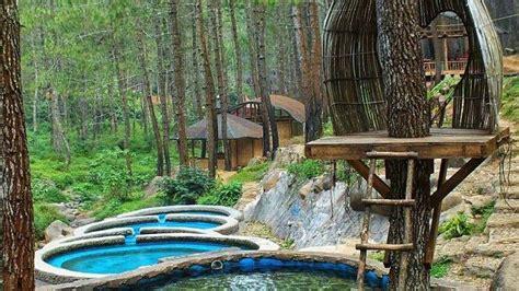 pesona wisata kampoeng ciherang  sumedang wisata alam