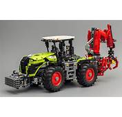 42054  Claas Xerion 5000 Trac VC LEGO Technic