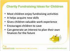 work fundraising ideas for charity