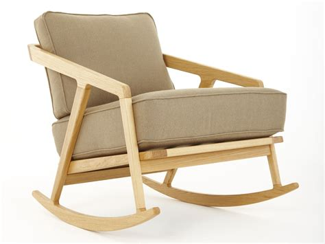 chaise a bascule design katakana chaise à bascule by studio design