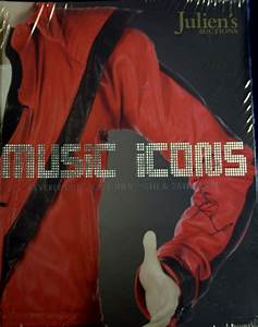 JULIENS MUSIC ICONS AUCTION 6/25/11 | Auction Catalogs ...