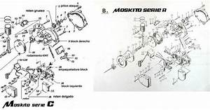 Motorized Bicycles Tutorials  50cc Motorized Bicycle Engine Exploded View