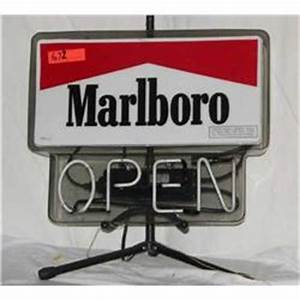 Marlboro Neon Sign