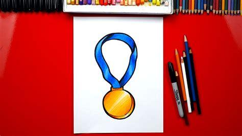 draw  gold medal art  kids hub