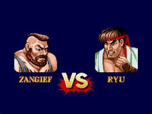 Street Fighter 2 Special Champion Edition Download Game