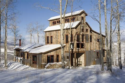 mining house allen guerra architects