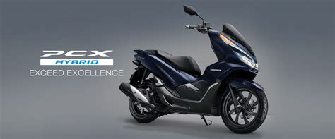 Modification Honda Pcx Hybrid by Honda Pcx Hybrid Menang Forwot Motorcycle Of The Year Apa