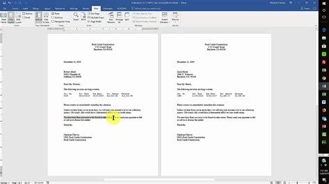 create  custom letter template  quickbooks youtube