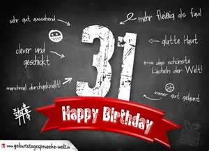 sprüche zum 16 geburtstag komplimente geburtstagskarte zum 31 geburtstag happy birthday geburtstagssprüche welt