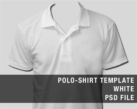 Collar T Shirt Template Psd by 11 Polo Shirt Template Psd Images Photoshop Psd Black