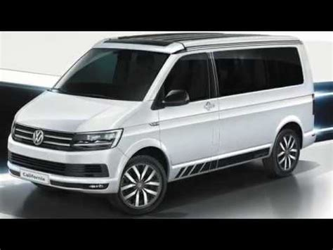 Vw T6 California Edition 2017