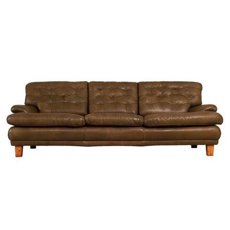 green sofas for sale three seat sofa with green leather by arne norell for sale
