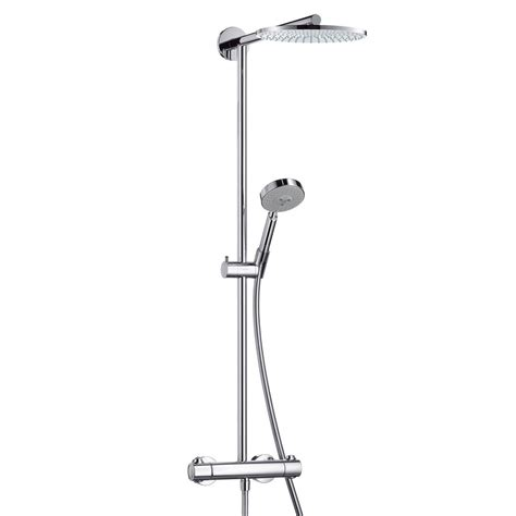 hansgrohe armaturen dusche hansgrohe thermostat dusche showerpipe raindance hans