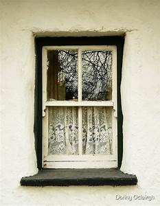U0026quot, Irish, Country, Cottage, Window, U0026quot, By, Donny, Ocleirgh