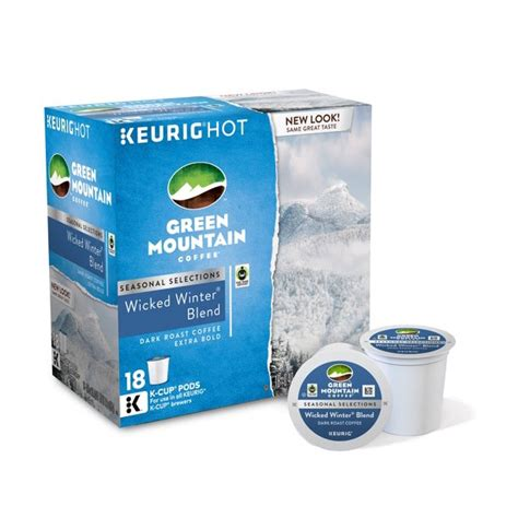 First of all, you will want to make sure that it is a certified organic coffee. Green Mountain Coffee Pods, Wicked Winter Blend, 18 Count ...