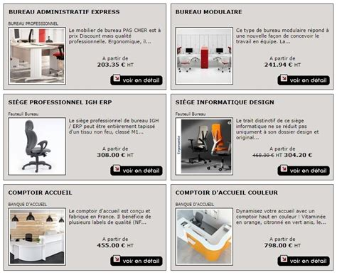 meubles de bureau d occasion catalogue neuf occasion