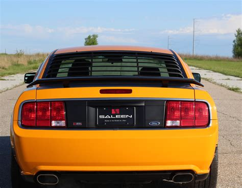 2007 Ford Mustang Saleen Parnelli Jones Special Edition