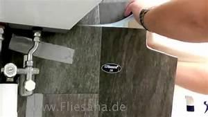 Vinyl Badezimmer Wand : fliesen verlegen mit fliesana wandfliesen verlegung bad ~ Michelbontemps.com Haus und Dekorationen