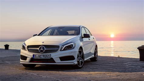 Mercedes A Class Picture by 2013 Mercedes A Class Wallpapers Hd Images Wsupercars