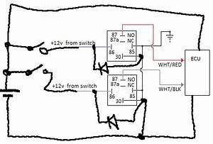 do i need a flyback diode with an automotive relay With here39s your diagram it looks a bit messy