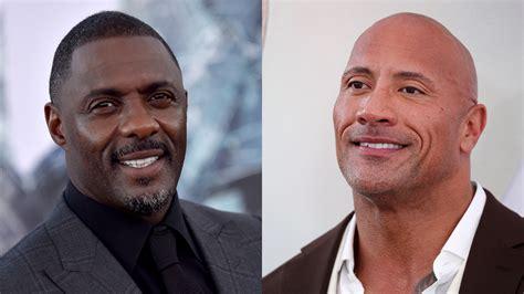 Dwayne Johnson & Idris Elba Reportedly Squabbled Over ...