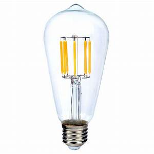 Retro Glühbirne Led : edison led gl hlampe gl hbirne e27 4w 8w vintage retro filament fadenlampe bulb ebay ~ Orissabook.com Haus und Dekorationen