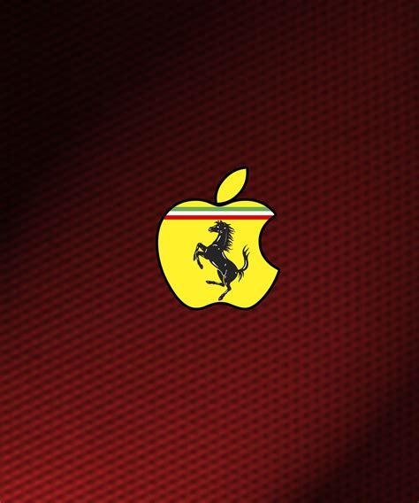 apple wallpaper ferrari apple ipad wallpaper ipadflava