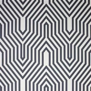 Papier Peint Rayé Noir Et Blanc : papier peint noir et blanc decoration home 2016 ~ Dailycaller-alerts.com Idées de Décoration