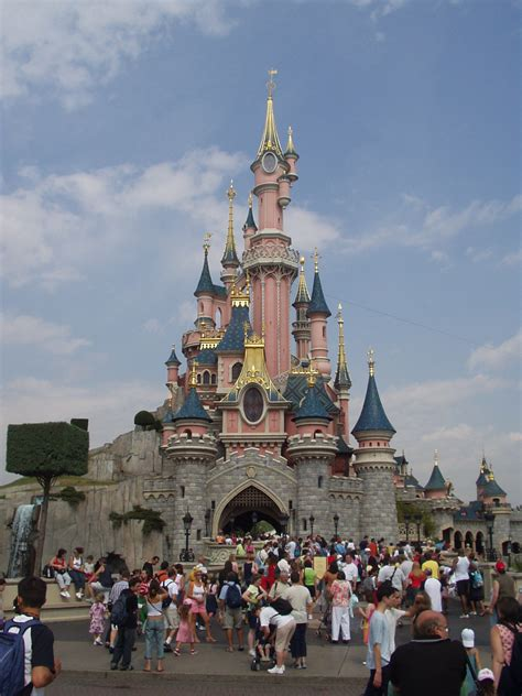 Theme Park Kids In Paris Weblog