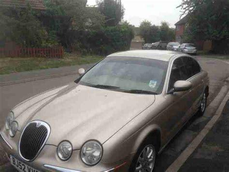 Jaguar 2002 S Type V6 Se Auto Beige Lpg No Reserve. Car