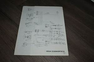 1976 Chevy Cosworth Vega Wiring Diagrams