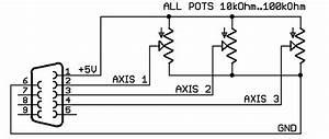 Fanatec    G25 Pedal Adapter Wiring Diagram