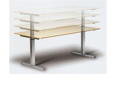 bureau position debout bureau pour travail assis ou debout mo mobilier de bureau