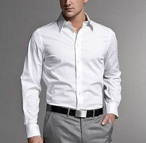 Comment bien porter une chemise look mode for Wedding dress shirts for men
