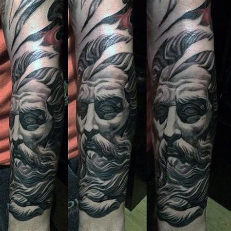forearm sleeve tattoo designs  men manly ink ideas
