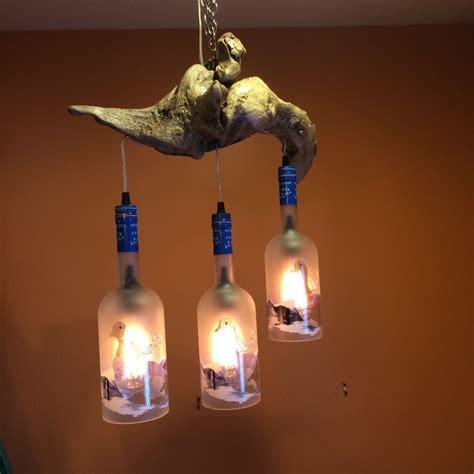 chandelier unique work  art  driftwood chandelier
