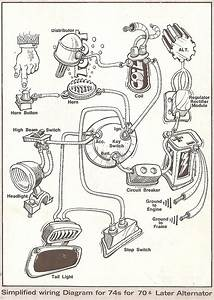Live To Ride Ride To Church  Simplified Wiring Diagrams