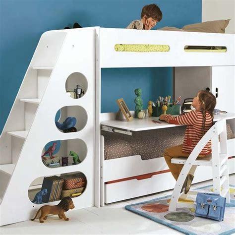 lit et bureau ado bureau duenfant et ado de ans pour chambre