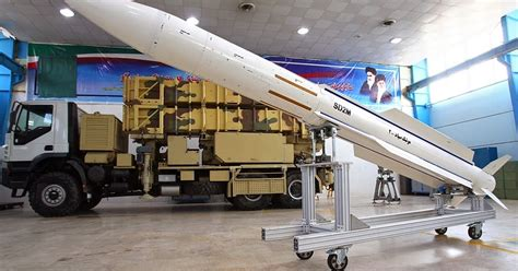 range air defence system iranian talaash medium range air defence system global review