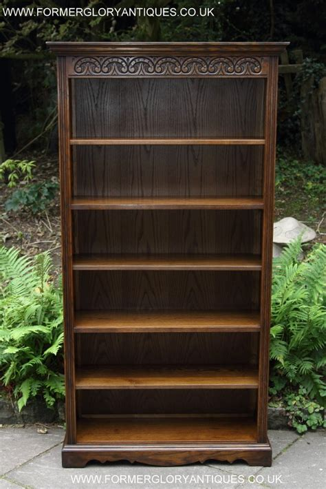 Old Charm Bookcase For Sale In Uk  View 27 Bargains