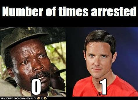Joseph Kony Meme - kony 2012 meme