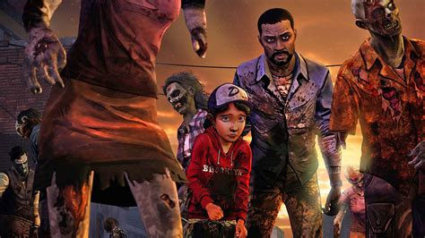 'the Walking Dead Season One Is Out On The Switch