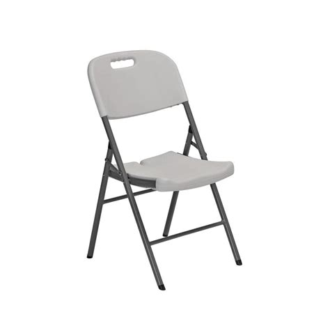 home depot  contoured folding chairs  shipped