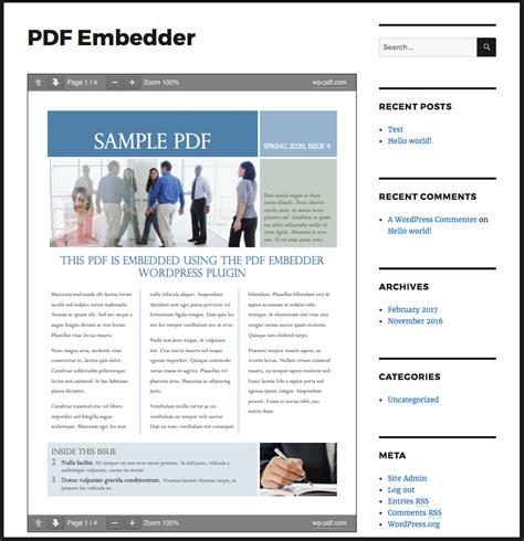 embedder   wordpress plugin