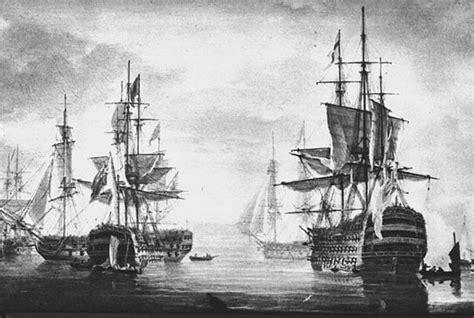1800 British Navy Ships