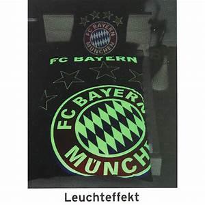 Fc Bayern Bettwäsche : fc bayern m nchen bettw sche leuchtbettw sche glow in the ~ Watch28wear.com Haus und Dekorationen